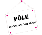 Organisation d'événements (élaboration du programme, commercialisation, logistique, communication)