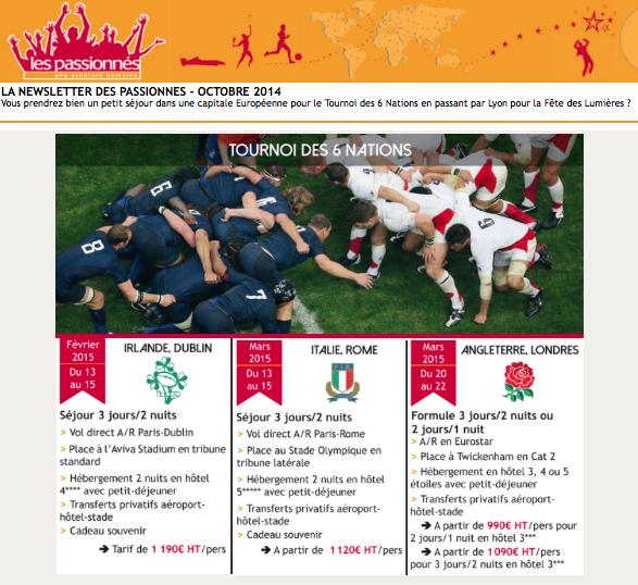 Newsletter-les-passionnes-tournoi-6-nations-agence-comon-events