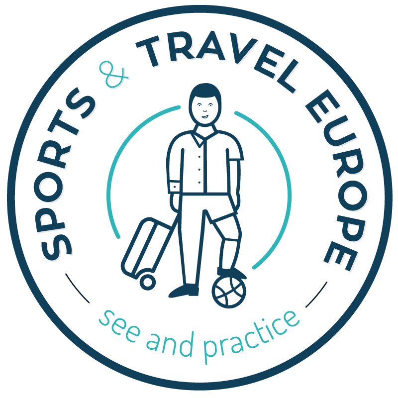 Création du logo sur mesure pour Sports and Travel Europe