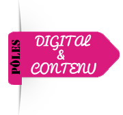 Expertises digital et production de contenu - Agence Com'On Events